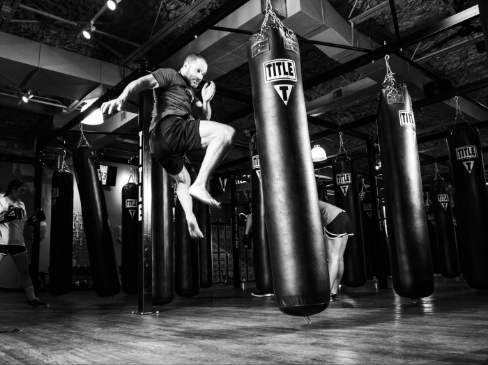 I need to tell you WHY kickboxing